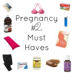 Pregnancy #2 Must Haves