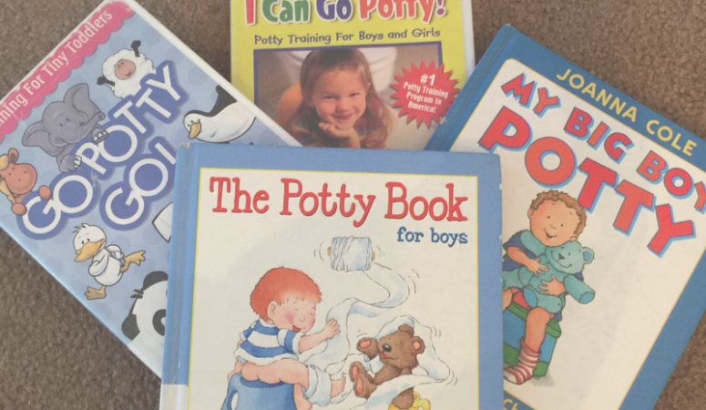 POTTY TRAINING – 5 THINGS I WISH I HAD KNOWN