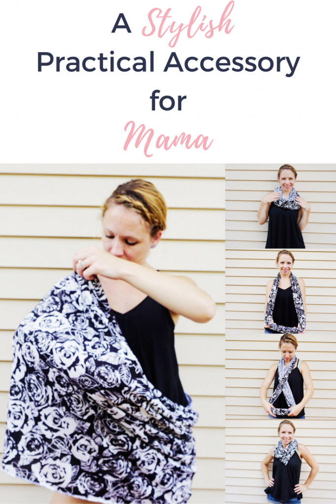 A Stylish Practical Accessory for Mama