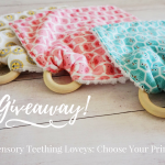 A New Twist on a Baby Blanket + Giveaway